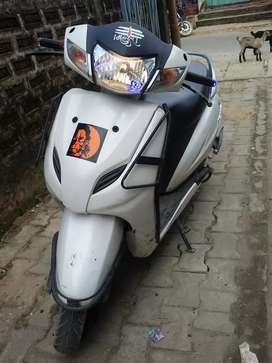 Honda active 2016 year 19500km