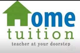 Special Home Tuition available 1 - 7 stds