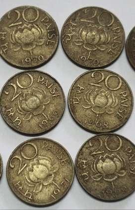 Lotus rare coin