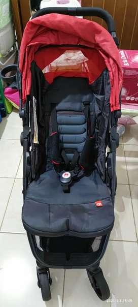 Stroller Cocolatte GB Ellum