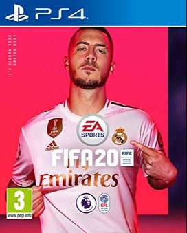 game ps 4 fifa 20 siap download