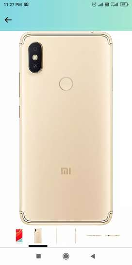 I want sell my mi y2 mobile