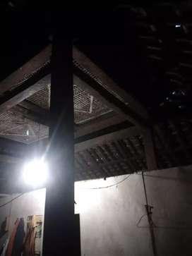 Joglo antik lawasan kayu nangka Soko 14 an