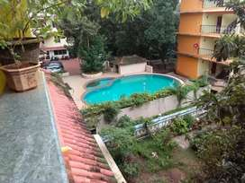 Poolside Apartments at Anjuna, Goa