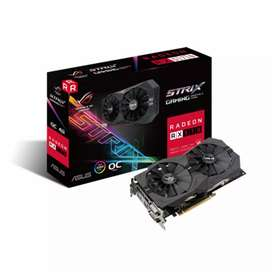 Asus AMD RX570 4GB Graphics card (12000rs) only