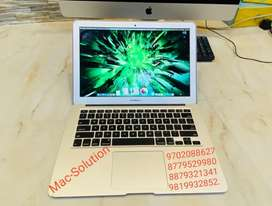 Mac-Solution Macbook Air 8GB Varient At cheapest Price With warranty