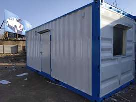 portable container ,tuck shop, mobile washroom