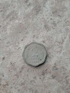 2 Rupees Coin
