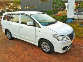 Toyota Innova 2016 Diesel 110000 Km Driven well maintained