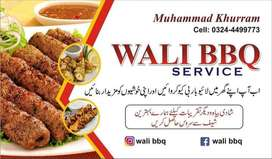 Wali live bbq and Events