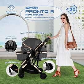 Stroller Babydoes Pronto R Cabin Size Reversible/bisa 2 arah /JOGJA