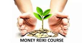 Online Money Reiki course