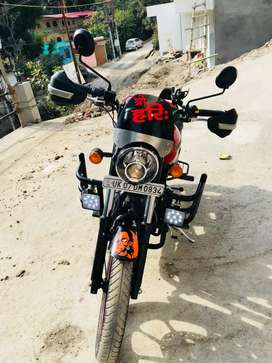 ROYAL ENFIELD THUNDER BIRD 350 X DUAL ABS. 2019 MODEL