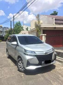 Toyota AVANZA tipe E manual 2019/2020 #xenia #mobilio