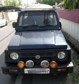 Maruti Suzuki Gypsy King HT BS-III, 2001, Petrol