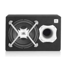 PAKET BASS! Subwoofer Speaker Bass JBL Pro 12inci + Power & pasang