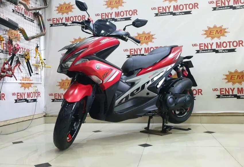 02. Yamaha AEROX 155 th 2018 siap luar kota#Eny motor#