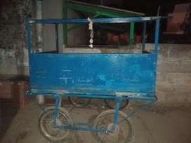 Food trow truck