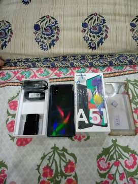 Samsung A51 EXCHANGE POSSIBLE with iPhone