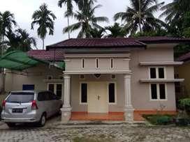JUAL MURAH Rumah Strategis Lorong Aster Kota Baru Jambi