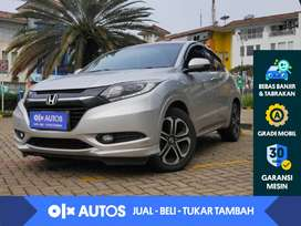 [OLXAutos] Honda HRV 1.8 Prestige A/T 2015 Abu - Abu