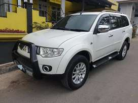 Pajero exceed 2011, tinggal gas..
