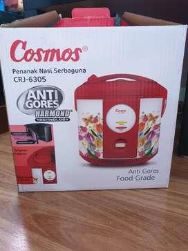 COSMOS Rice Cooker CRJ-6305 Harmond 1,8 L