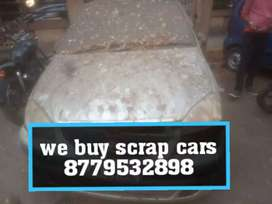 We are leading car scrap buyer