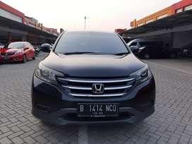 Honda CRV 2.0 prestige A/T  thn 2013 hitam