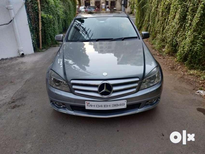 Mercedes-Benz New C-Class C 200 CGI Avantgarde, 2010, Petrol