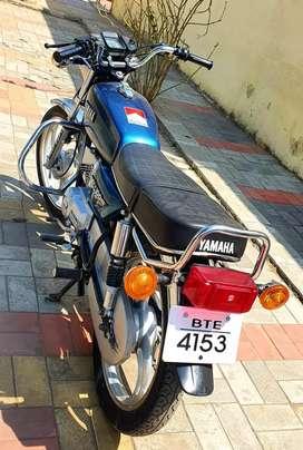 yamaha Rx100 selling Japanese