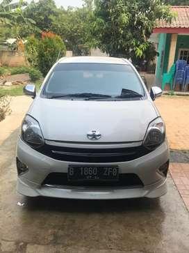 Toyota Agya G AT TRD 2014