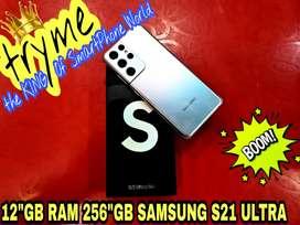TRYME SAMSUNG S21 ULTRA Jst SEALED Cut Full Kit bill Box Brand new