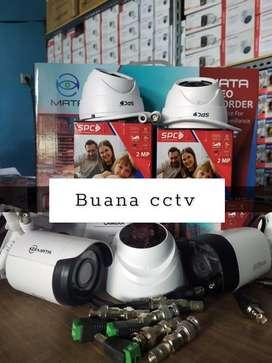 Gempar Promo CCTV Full Set 2 MP