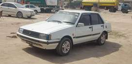 1984 model, orignal engine , alarm, AC running, CNG fitted