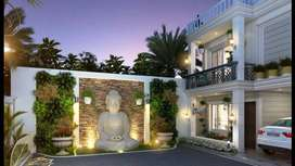 ULTRA LUXUSRIOUS MORDEN VILLA SELL NEAR GOMTI NAGAR EXTENTION