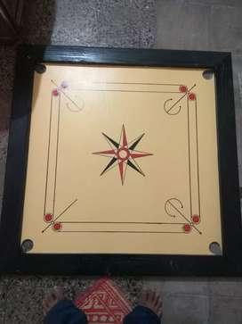 Carrom board New 36x36 at 2100/-₹  Rough and Tough Quality