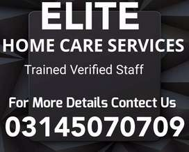 TRAINED VERIFIED COOKS HELPERS DRIVER MAIDS PATIENTS CARE Available