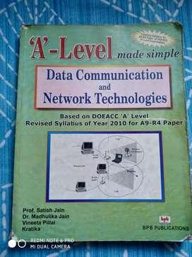 'A' Level Data Communication & Network Technologies