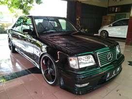 Mercedes Benz 300E Sportline AT th 1991