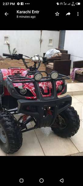 ATV bikes all sizes and buggy