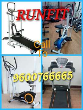 A good looking treadmill for good fitness in good price
