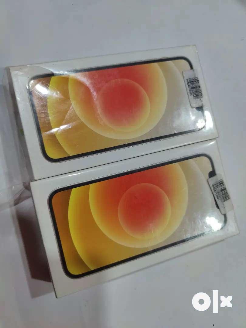 iPhone 12(128GB) Sealpack Brand New
