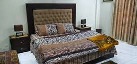 Bahria height 2 ext Luxury full furnished 1 bed room apprtmnt for rent