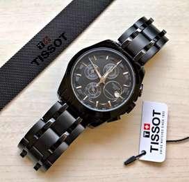 Black brand watch