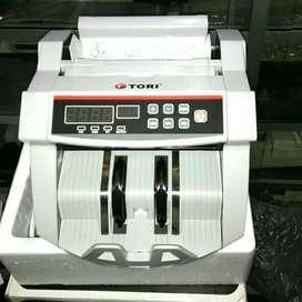 Mesin penghitung uang TORI 3800