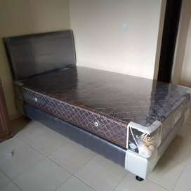 Ukuran 120x200 spring bed full set