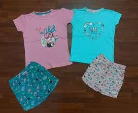 SURPLUS Boy's & Girl's shorts & pant set