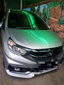 Mobilio RS 1.5 Matic 2018 asuransi s/d 2021