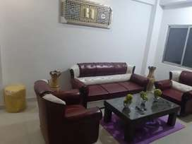 2bed furnished flat for rent